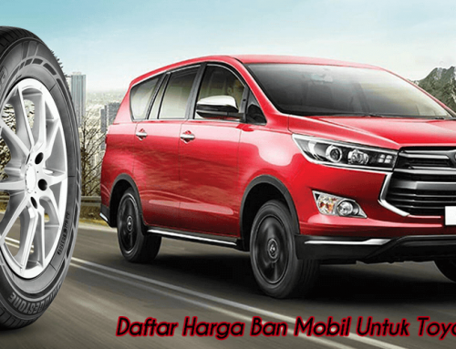 Harga Ban Mobil Toyota Innova Terbaru